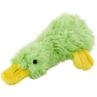 Multipet Duckworth Webster Plush Filled Dog Toy, Yellow