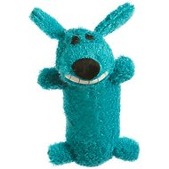 Multipet Loofa Dog The Original Plush Dog Toy, Mini, Color Varies