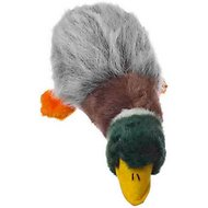 Multipet Migrator Bird Mallard Plush Dog Toy, Large
