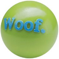 Planet Dog Orbee-Tuff Woof Ball Dog Toy, Green