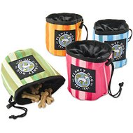 Planet Dog On the Go Snack Sack, Forest Green