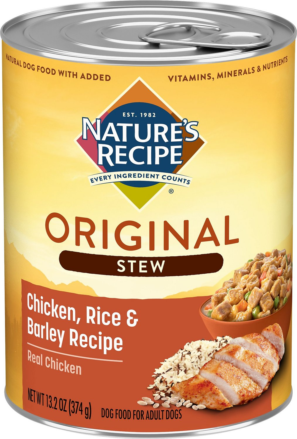 Natures recipe easy to digest chicken rice barley recipe cuts in video forumfinder Images