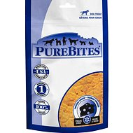 PureBites Cheddar Cheese Freeze-Dried Dog Treats, 16.6-oz bag