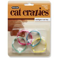 Booda Cat Crazies Playrings Cat Toy