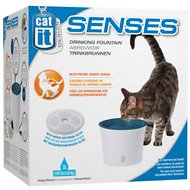 Catit Design Senses Drinking Fountain, 100-oz