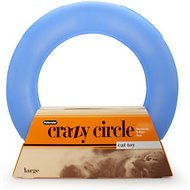 Booda Crazy Circle Cat Toy, Large