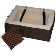 Pet Gear Booster Seat/Bed, Chocolate, Medium