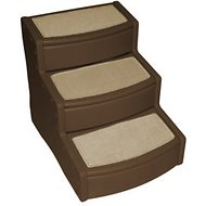 Pet Gear Easy Step III Extra Wide, Chocolate