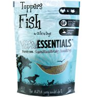 Vital Essentials Fish Freeze-Dried Dog & Cat Food Topper, 6-oz bag