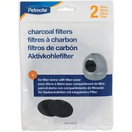 Petmate Booda Litter Box Charcoal Air Filters, Dome