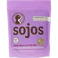 Sojos Complete Turkey Grain-Free Freeze-Dried Raw Cat Food, 1-lb bag