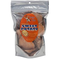 Chasing Our Tails Dehydrated Sweet Potato All Natural Dog Treats, 4-oz bag