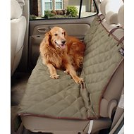 Solvit Deluxe Sta-Put Bench Seat Cover for Pets