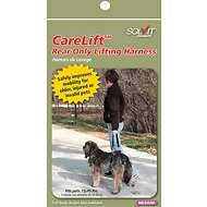 Solvit CareLift Rear Portion Lifting Aid Mobility Dog Harness, Medium Brown