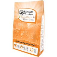Canine Caviar Limited Ingredient Diet Special Needs Holistic Entree Dry Dog Food, 4.4-lb bag