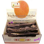 "Canine Caviar Buffalo Tripe Vanilla 12"" Dog Treats, Case of 35"