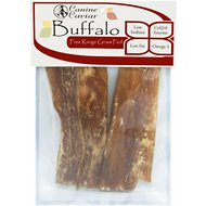 "Canine Caviar Buffalo Paddywacks 6"" Dog Treats, 4 pack"