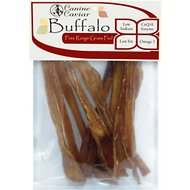 "Canine Caviar Buffalo Toothpicks 6"" Dog Treats, 10 count"