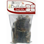 Canine Caviar Buffalo Trail Mix Dog Treats, 7-oz bag