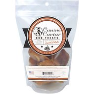 Canine Caviar Dried Sweet Potatoes Dog Treats, 6-oz bag
