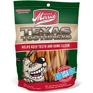 Merrick Texas Toothpicks Dog Treats, 5.5-oz bag