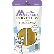 Platinum Pets Himalaya Mountain Medium Dog Chew Treats, 2 count