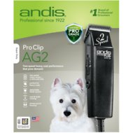 Andis ProClip Plus AG2 2-Speed Detachable Blade Pet Clipper