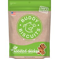 Buddy Biscuits Original Soft & Chewy with Roasted Chicken Dog Treats, 20-oz bag