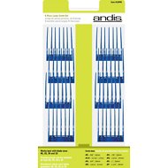 Andis 8-Piece Comb Set