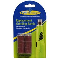 FURminator Nail Grinder Replacement Bands, 6-pack