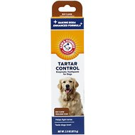 Arm & Hammer Dental Advanced Care Tartar Control Toothpaste for Dogs, 2.5-oz tube