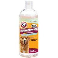 Arm & Hammer Dental Advanced Care Fresh Breath & Whitening Dental Rinse for Dogs, 16-oz bottle