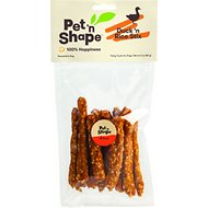 Pet 'n Shape Duck 'n Rice Stix Dog Treats, 3-oz bag