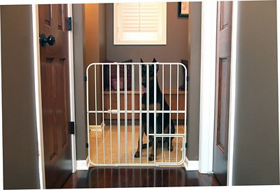 Carlson Pet Products Extra Tall Big Tuffy Expandable Gate