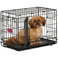 MidWest Life Stages A.C.E Double Door Dog Crate, 22-inch