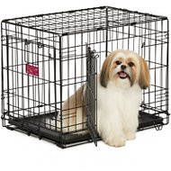 MidWest LifeStages A.C.E Double Door Dog Crate, 24-in
