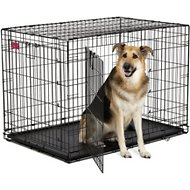 MidWest Life Stages A.C.E Double Door Dog Crate, 42-inch