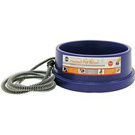 K&H Pet Products Thermal-Bowl Pet Bowl, 96-oz