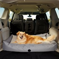 K&H Pet Products Travel & SUV Pet Bed, Gray, Large