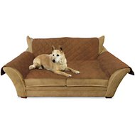 K&H Pet Products Furniture Cover for Loveseats, Mocha