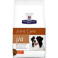 Hill's Prescription Diet j/d Joint Care Chicken Flavor Dry Dog Food, 27.5-lb bag