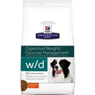 Hill's Prescription Diet w/d Digestive/Weight/Glucose Management Chicken Flavor Dry Dog Food, 27.5-lb bag