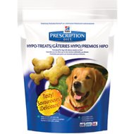 Hill's Prescription Diet Hypo-Treats Dog Treats, 12-oz bag (original)