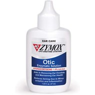 Zymox Otic Pet Ear Treatment with Hydrocortisone, 1.25-oz bottle