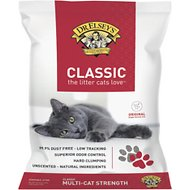 Dr. Elsey's Precious Unscented Clumping Clay Cat Litter