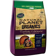 Natural Planet Grain-Free Turkey Formula Dry Dog Food, 5-lb bag