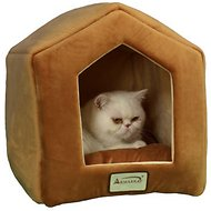 Armarkat Pet Bed Cave Shape, Brown/Beige