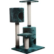Armarkat 43-inch Cat Tree, Dark Green