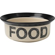 PetRageous Designs Pooch Basics Food Pet Bowl, 4 cup