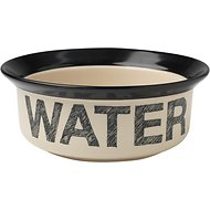 PetRageous Designs Pooch Basics Water Pet Bowl, 4-cups